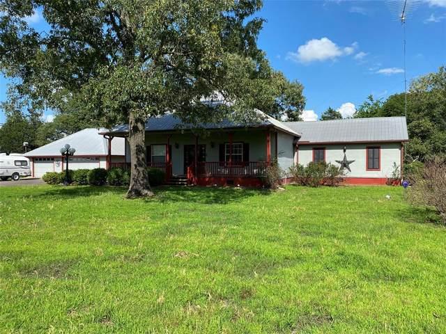 10485 State Highway 19 S, Brashear, TX 75420 (MLS #14594101) :: Real Estate By Design
