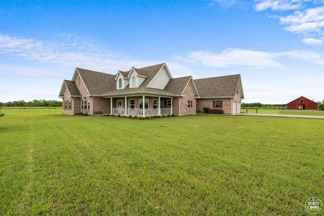 22400 Highway 279, Brownwood, TX 76801 (MLS #14594108) :: Real Estate By Design