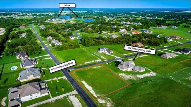 H-18 Whispering Oaks, Mckinney, TX 75071 (MLS #14594133) :: EXIT Realty Elite