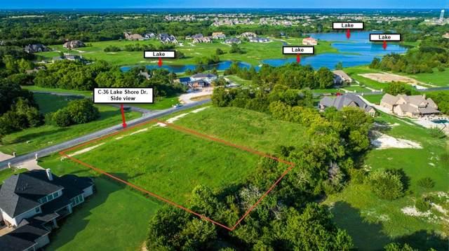 C-36 Lake Shore Drive, Mckinney, TX 75071 (MLS #14594137) :: EXIT Realty Elite