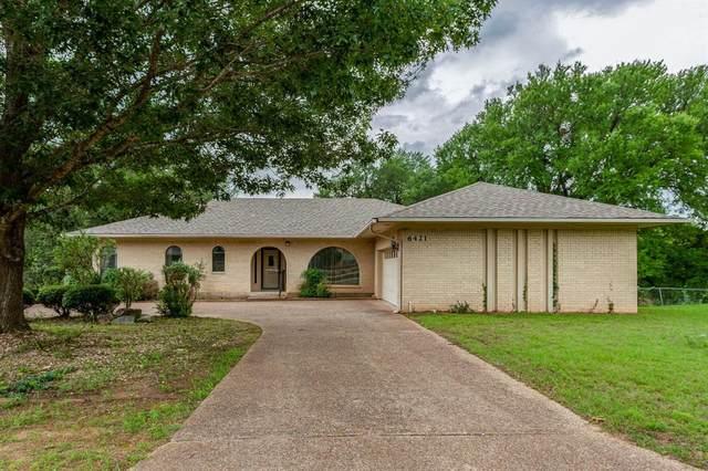 6421 Buena Vista Drive, Granbury, TX 76049 (MLS #14594168) :: VIVO Realty