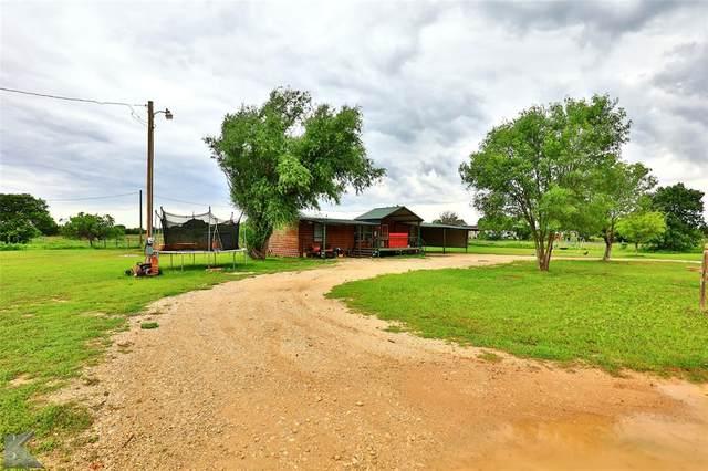 11343 County Road 333, Hawley, TX 79525 (MLS #14594181) :: Real Estate By Design