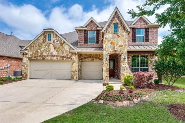 11134 Mosaic Drive, Frisco, TX 75035 (MLS #14594188) :: The Mike Farish Group