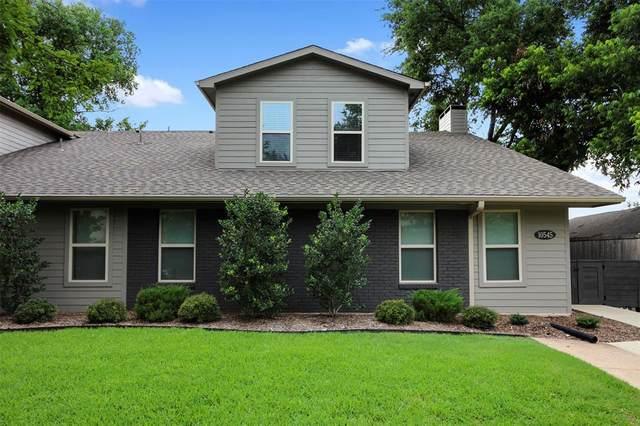 10545 Egret Lane, Dallas, TX 75230 (MLS #14594198) :: Team Tiller