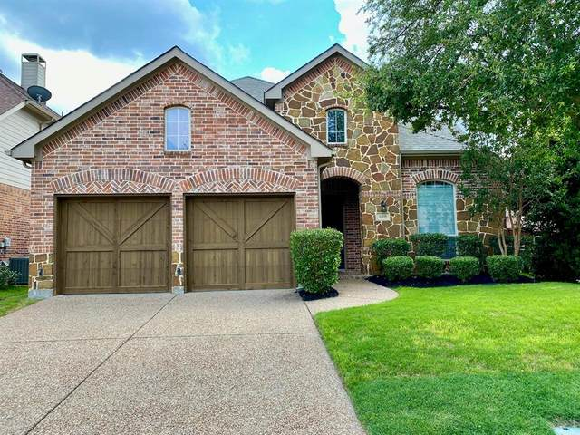 8009 Rocky Mountain Lane, Mckinney, TX 75070 (MLS #14594200) :: Real Estate By Design