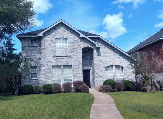 110 Homestead Drive, Lancaster, TX 75146 (MLS #14594214) :: Keller Williams Realty