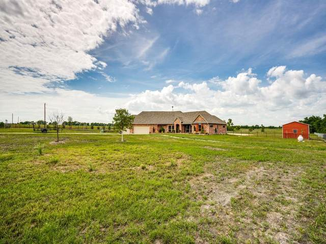 7707 County Road 502, Blue Ridge, TX 75424 (MLS #14594274) :: Real Estate By Design