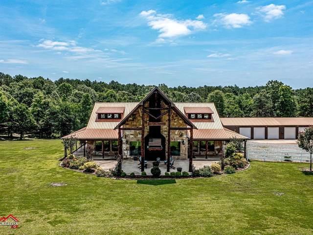 997 Big Oaks Road, Avinger, TX 75630 (MLS #14594311) :: Real Estate By Design