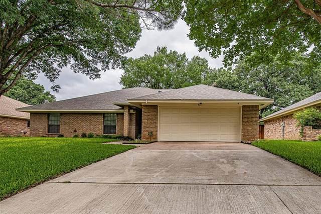 1227 Brookfield Lane, Mansfield, TX 76063 (MLS #14594328) :: The Hornburg Real Estate Group
