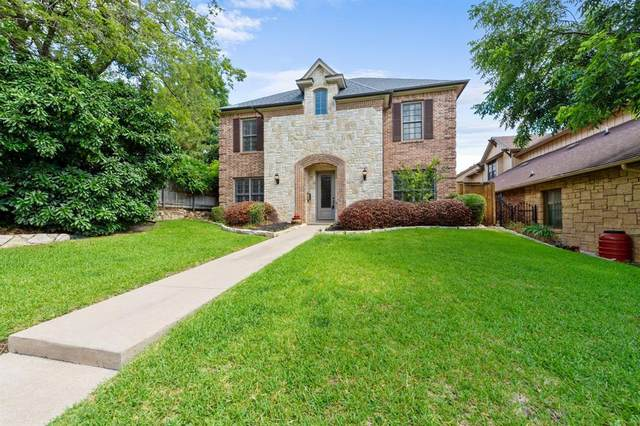 3754 W 6th Street, Fort Worth, TX 76107 (MLS #14594331) :: Real Estate By Design
