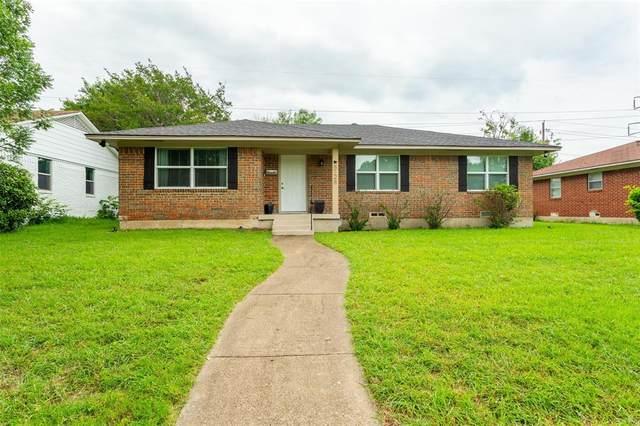 5128 Urban Crest Road, Dallas, TX 75227 (MLS #14594339) :: Real Estate By Design