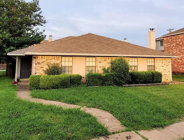8700 Hawthorne Street, Frisco, TX 75034 (MLS #14594343) :: The Mauelshagen Group