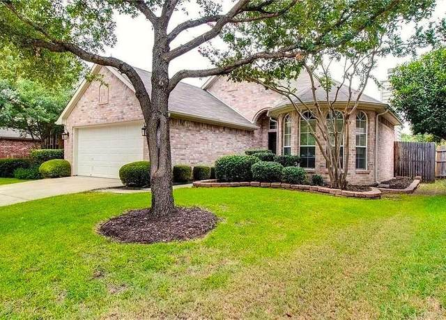 7670 Beaver Head Road, Fort Worth, TX 76137 (MLS #14594353) :: Rafter H Realty