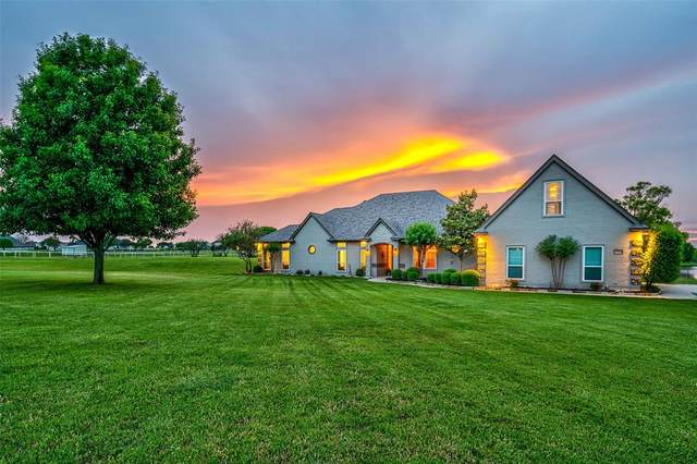 13609 Northwest Court, Haslet, TX 76052 (MLS #14594367) :: The Russell-Rose Team