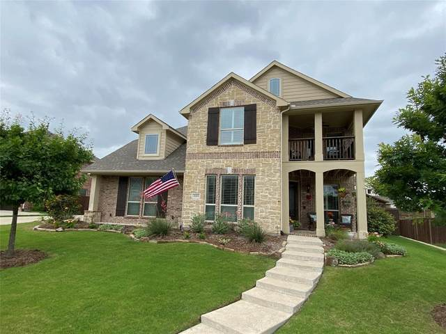 2221 Lewis Canyon Drive, Prosper, TX 75078 (MLS #14594388) :: Robbins Real Estate Group