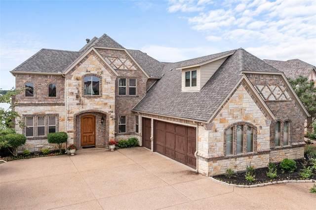 2311 Vienna Drive, Granbury, TX 76048 (MLS #14594420) :: Trinity Premier Properties