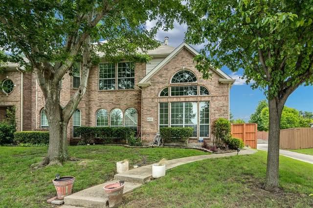 6737 Canterbury Drive, Frisco, TX 75035 (MLS #14594434) :: VIVO Realty