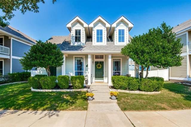 1221 Bristol Lane, Providence Village, TX 76227 (MLS #14594449) :: Real Estate By Design
