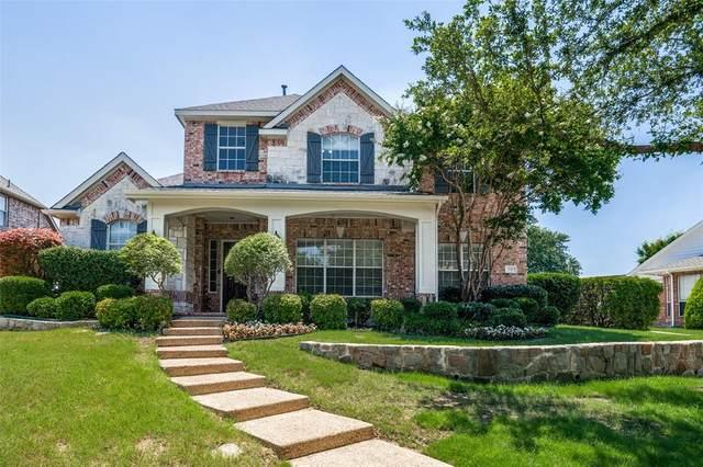 1113 Holy Grail Drive, Lewisville, TX 75056 (MLS #14594538) :: The Rhodes Team