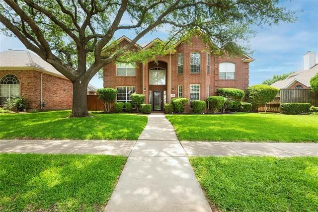 2624 Deep Valley Trail, Carrollton, TX 75007 (MLS #14594559) :: Real Estate By Design