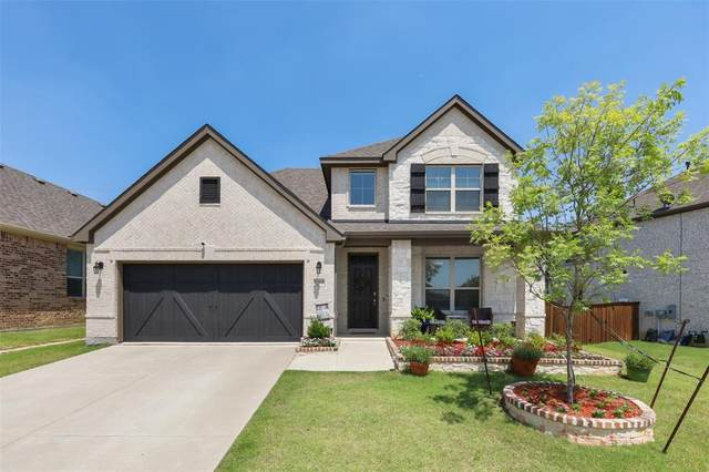 1328 Lake Falls Terrace, Lewisville, TX 75010 (MLS #14594568) :: The Chad Smith Team