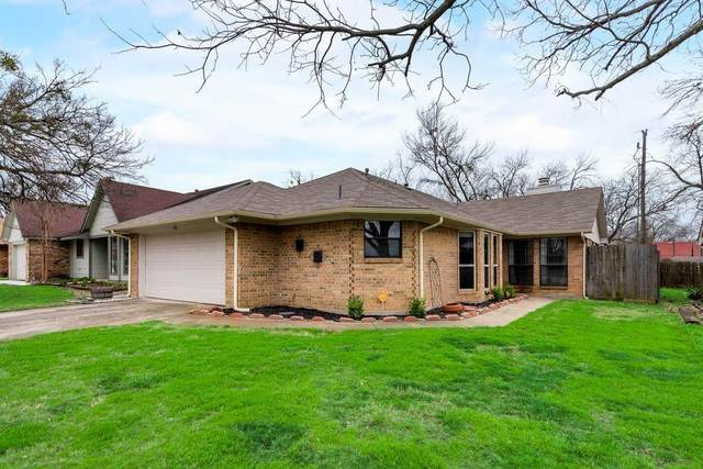 106 E Graham Street, Mckinney, TX 75069 (MLS #14594580) :: Robbins Real Estate Group