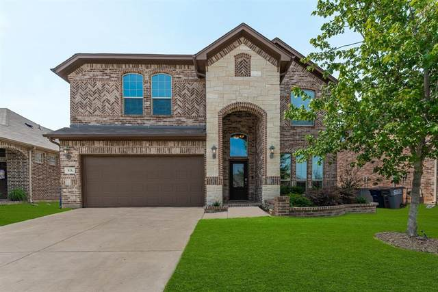 821 Cypress Hill Drive, Little Elm, TX 75068 (MLS #14594600) :: Real Estate By Design
