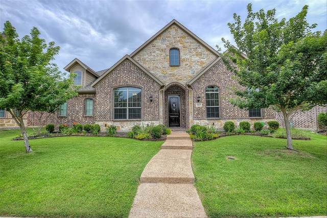 3423 Meadowside Drive, Sachse, TX 75048 (MLS #14594604) :: Real Estate By Design