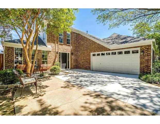 1214 Berkley Drive, Grapevine, TX 76051 (MLS #14594625) :: VIVO Realty