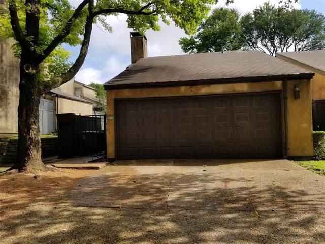 9819 Baseline Drive, Dallas, TX 75243 (MLS #14594627) :: VIVO Realty