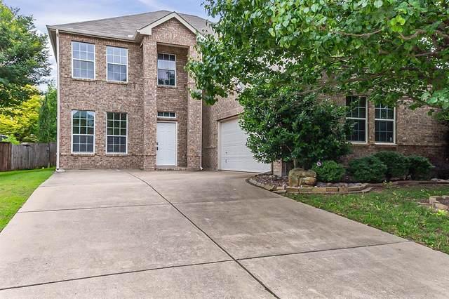 2413 Orchid Drive, Mckinney, TX 75072 (MLS #14594632) :: The Daniel Team