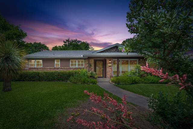 5819 Elm Lawn Street, Dallas, TX 75228 (MLS #14594655) :: Robbins Real Estate Group