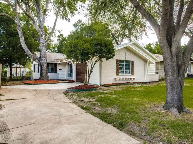 4329 Chestnut Drive, Mesquite, TX 75150 (MLS #14594657) :: Keller Williams Realty