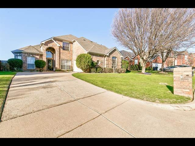 5224 Meadowland Drive, Fort Worth, TX 76123 (MLS #14594668) :: Hargrove Realty Group