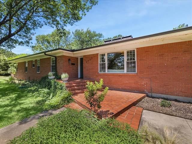 1712 Wilson Road, Fort Worth, TX 76112 (MLS #14594684) :: The Kimberly Davis Group