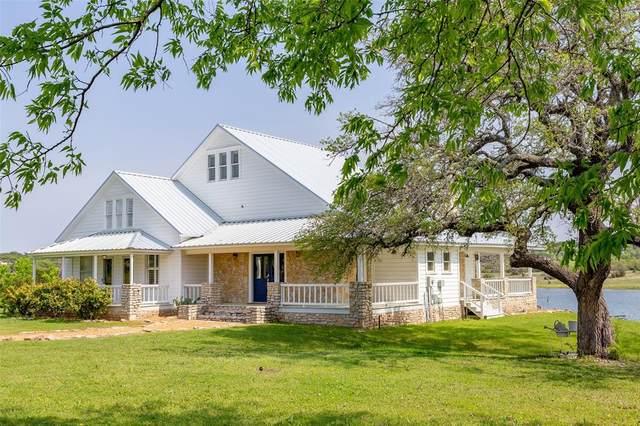 5730 County Road 225, Cranfills Gap, TX 76637 (MLS #14594692) :: The Hornburg Real Estate Group