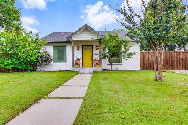 7013 Kenwell Street, Dallas, TX 75209 (MLS #14594693) :: Feller Realty