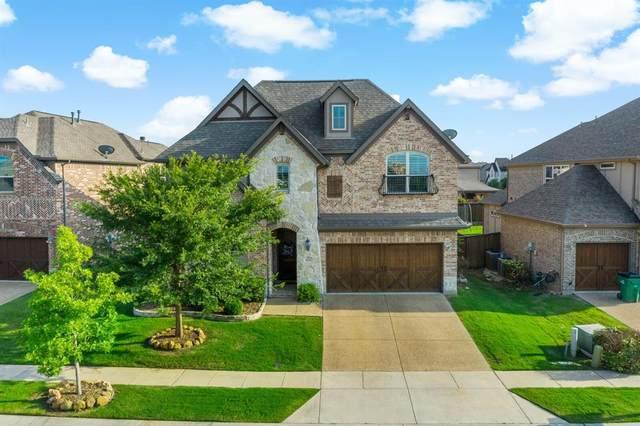 1632 Grove Drive, Celina, TX 75009 (MLS #14594710) :: VIVO Realty