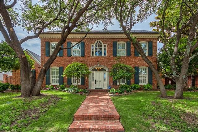 4604 Charles Place, Plano, TX 75093 (MLS #14594721) :: Real Estate By Design