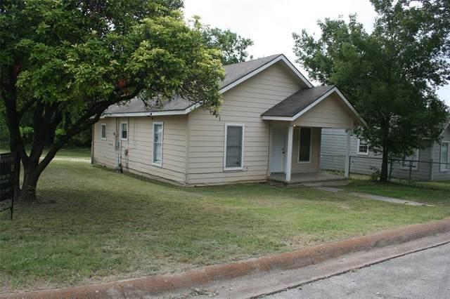 808 Van Winkle Street, Weatherford, TX 76086 (MLS #14594727) :: The Krissy Mireles Team