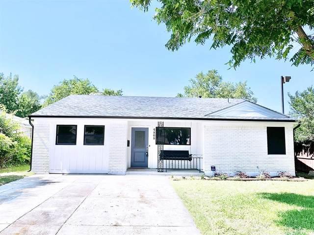 4808 Curzon Avenue, Fort Worth, TX 76107 (MLS #14594735) :: Keller Williams Realty