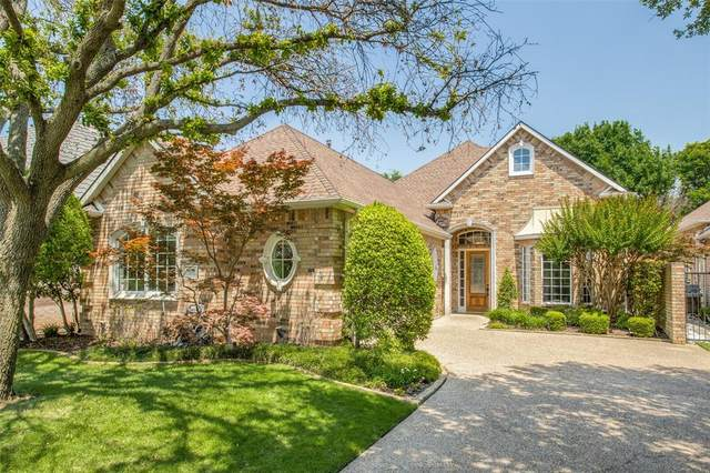 5628 Southern Hills Drive, Frisco, TX 75034 (MLS #14594740) :: The Mitchell Group