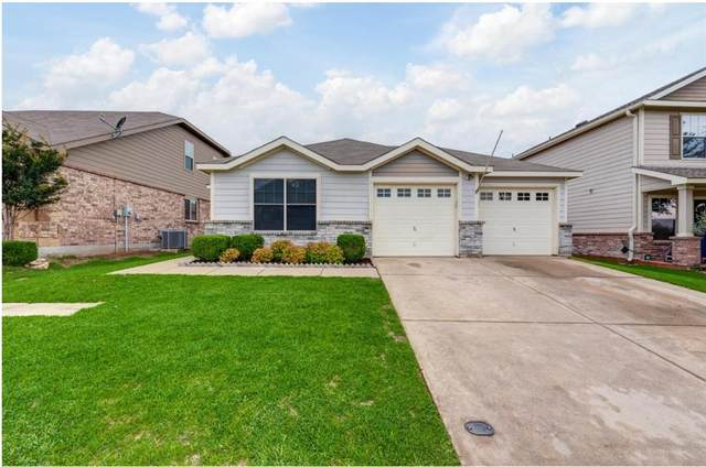 3032 Wakecrest Drive, Fort Worth, TX 76108 (MLS #14594743) :: The Heyl Group at Keller Williams
