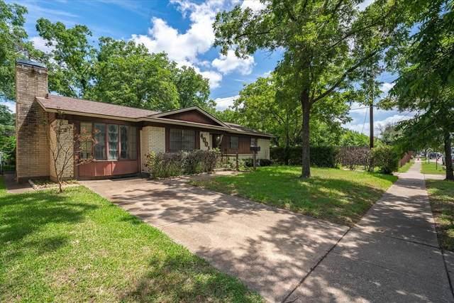 4001 Edgewood Drive, Garland, TX 75042 (MLS #14594758) :: Real Estate By Design