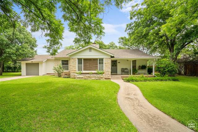 1906 8th Street, Brownwood, TX 76801 (MLS #14594762) :: The Chad Smith Team