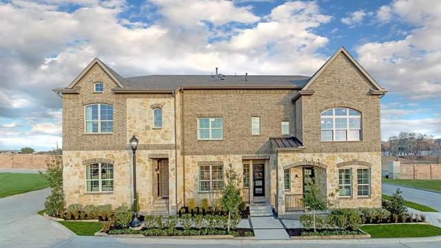 2913 Troutt Drive #35, Carrollton, TX 75010 (MLS #14594763) :: Real Estate By Design