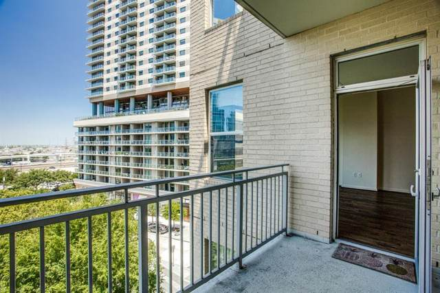 2323 Houston Street #501, Dallas, TX 75219 (MLS #14594782) :: Jones-Papadopoulos & Co