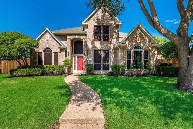 3106 Persimmon Place, Rowlett, TX 75088 (MLS #14594799) :: EXIT Realty Elite