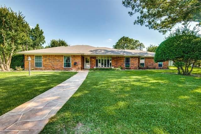 2001 Meadow Court, Grand Prairie, TX 75050 (MLS #14594808) :: EXIT Realty Elite