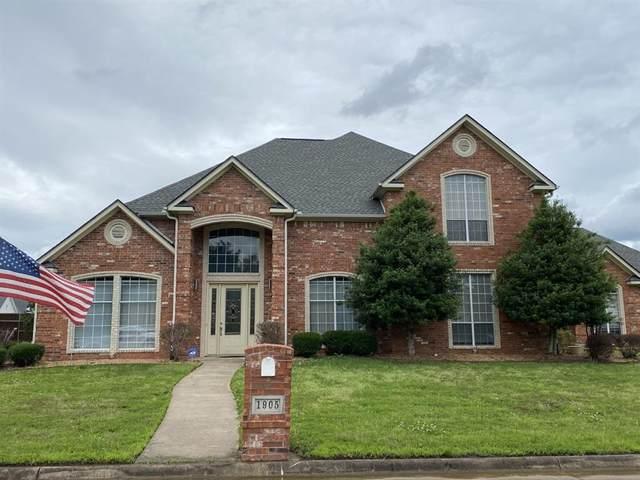 1905 Briar Oak Drive, Paris, TX 75462 (MLS #14594809) :: Real Estate By Design